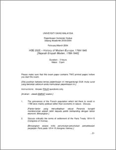history of modern europe peacock pdf